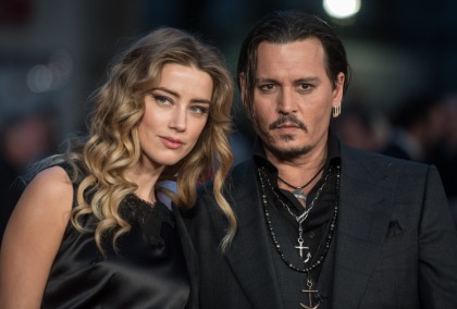 Amber Heard filed for divorce from Johnny Depp after 15 months of marriage