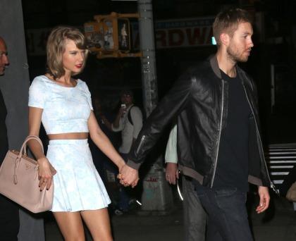 Taylor Swift & Calvin Harris split after 15 months together, he dumped her!