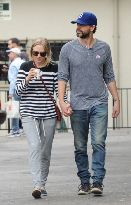 Amanda Seyfried makes it IG-official with boyfriend, at pet adoption event