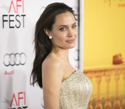 Angelina Jolie in talks to star in a new version of 'Murder on the Orient Express'