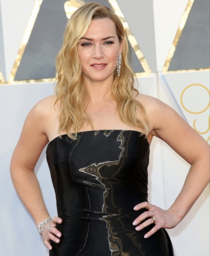 Kate Winslet 'is in final negotiations' to star in Woody Allen's newest film