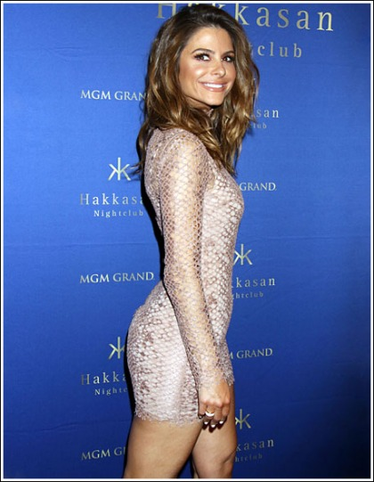 Maria Menounos Busts Out Her Brilliant Bootylicious Booty