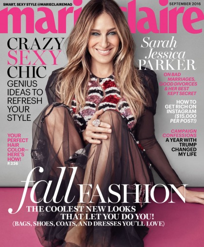 Sarah Jessica Parker: 'I am not a feminist. I don't think I qualify'