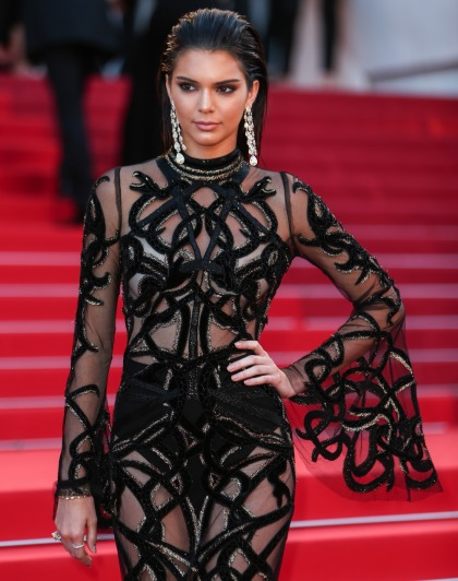 Kendall Jenner has trypophobia, a fear of small holes in weird patterns