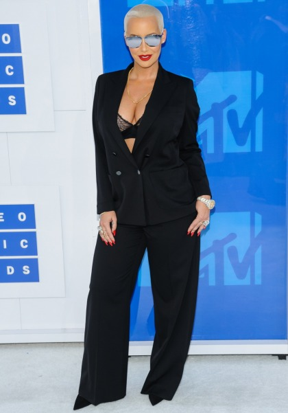 Amber Rose: Supermodels 'represent 5% or 3% of women in the world'