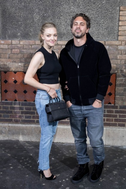 Amanda Seyfried is engaged to Thomas Sadoski following his divorce