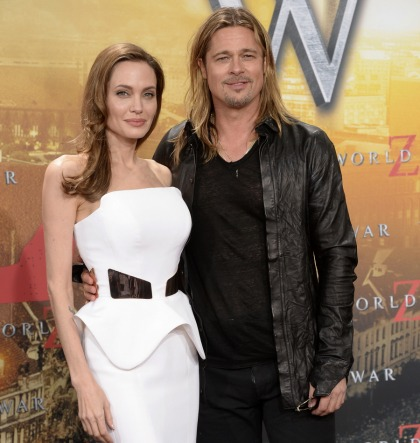 Angelina Jolie filed for divorce from Brad Pitt, this is really happening