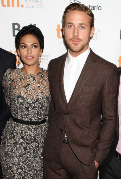 Eva Mendes & Ryan Gosling secretly married, 'infatuated with each other'