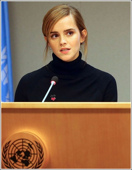 Emma Watson Is One Ridiculously Hot Activist