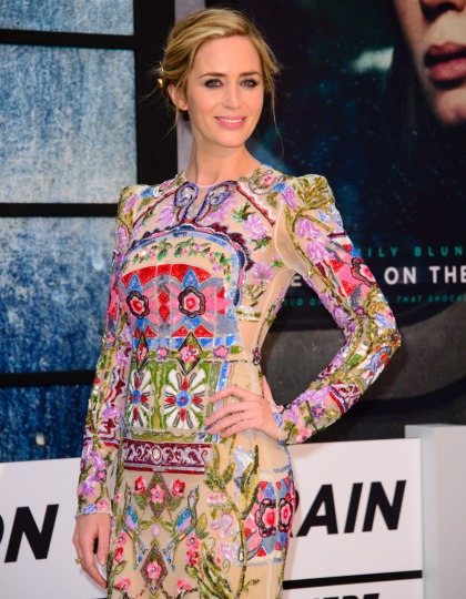 Emily Blunt on the 'mummy cult?: 'Women can be a bit cruel about each other'