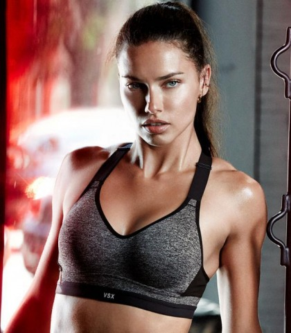 Adriana Lima Will Get The Cougars Fit