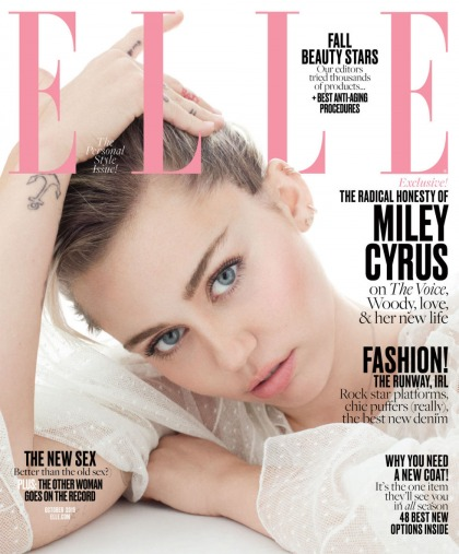Miley Cyrus: 'I?m not sexually confused in any way. I?m very much' pansexual'