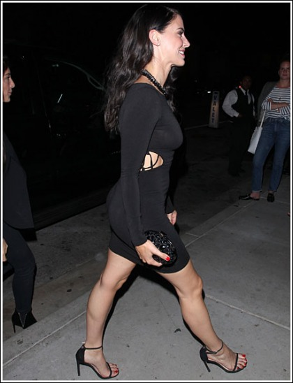 Jessica Lowndes Unleashes Her Bootylicious Booty, And Bosom, And Curves, And Legs, Oh My!