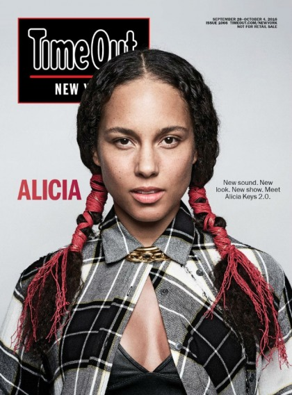 Alicia Keys: 'All of us are battling wars: sexism, ageism, racism'