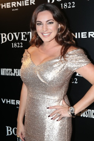 Kelly Brook Wows At The Brilliant Is Beautiful Gala In London