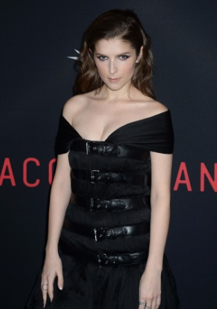 Anna Kendrick Cute at The Accountant premiere in Hollywood