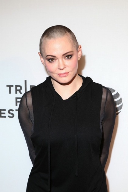 Rose McGowan reveals that she was raped by a studio head