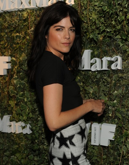 Selma Blair forgives herself for her 'total psychotic blackout' on a plane