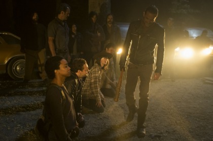 Walking Dead recap: 'Lucille is thirsty. She is a vampire bat' (spoilers)