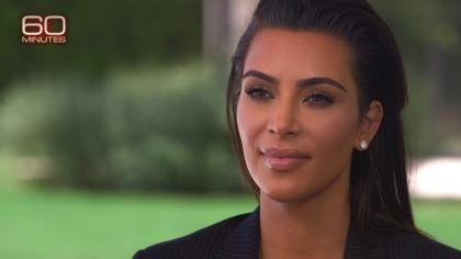 Kim Kardashian, pre-robbery, said she can 'handle the loss of privacy'
