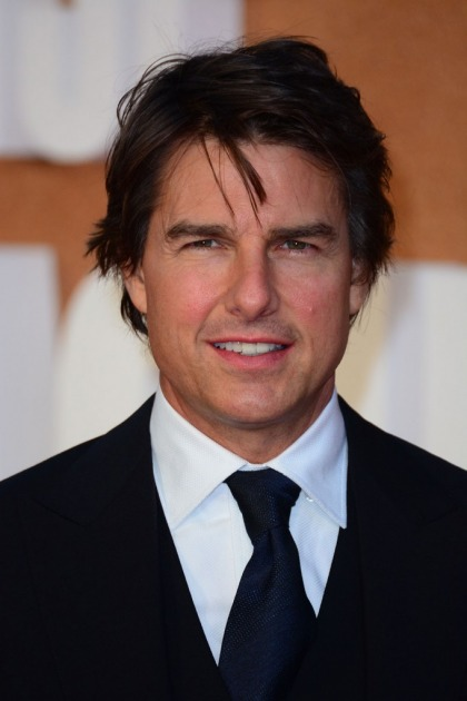 Tom Cruise on rumors of Top Gun 2: 'We?re discussing it'
