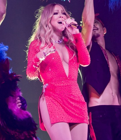 Mariah Carey is 'acting loopier than ever' after getting dumped by ...  Mariah Carey