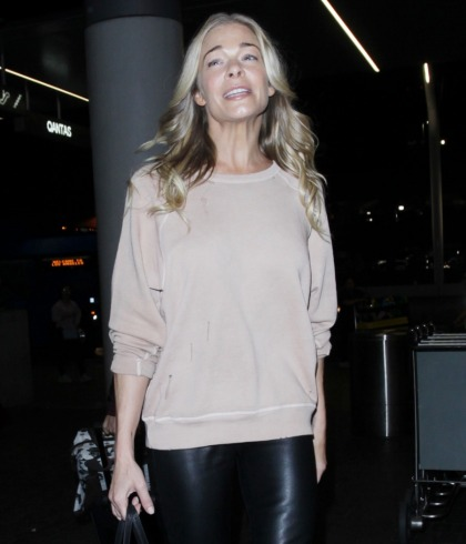 Star: LeAnn Rimes' London meet & greet event was a sad affair with few fans
