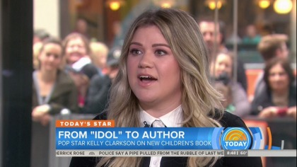 Kelly Clarkson on working and being a mom: 'I have constant guilt'