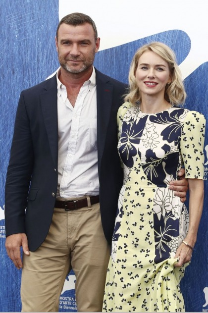 Naomi Watts on her split from Liev Schreiber: 'transitions are scary'