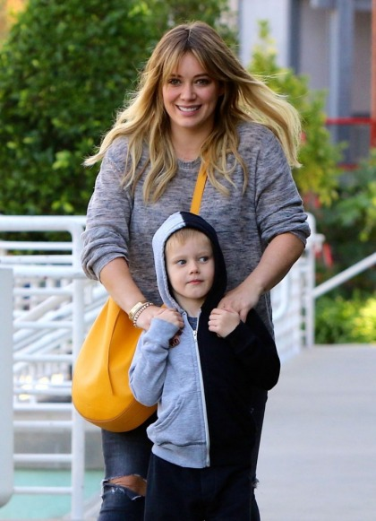 Hilary Duff says she was 'judged' for having a baby, 'pigeonholed' as a mom