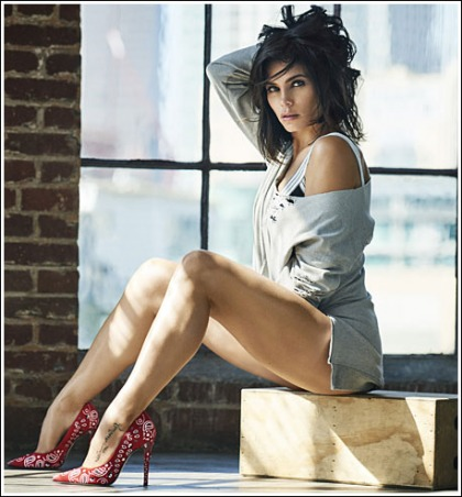 Exclusive Hi-Res Photos: Jenna Dewan's Insanely Sexy/Fit Legs Will Melt Your Eyeballs!