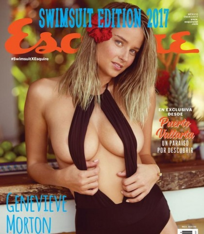 Genevieve Morton Sweet Flotation Devices In Esquire