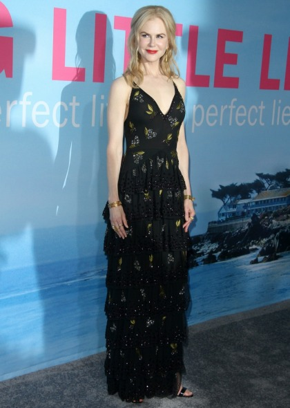 Nicole Kidman in Altuzarra at the 'Big Little Lies' premiere: cute or meh'