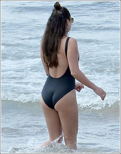 Bootylicious And Sexy New Lea Michele Swimsuit Pictures!