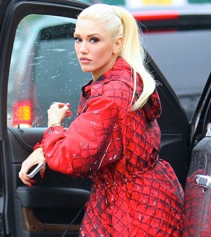 Gwen Stefani's kids think it's weird when she isn't wearing a face full of makeup