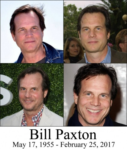 Bill Paxton, 61, has died from complications from surgery
