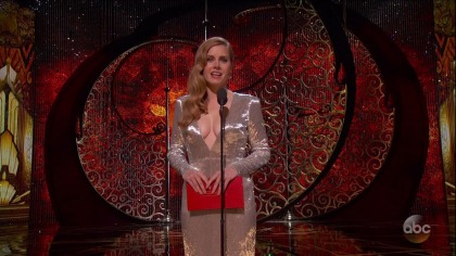 Amy Adams in Tom Ford at the Oscars: poorly fitted or glam?