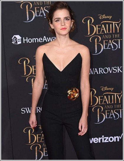 Emma Watson Drops Some Seriously Sexy Cleavage!