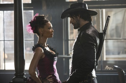 Thandie Newton would rather be naked than in Westworld costume