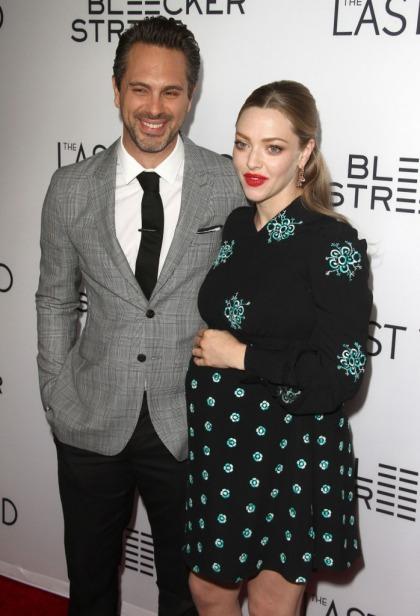 Amanda Seyfried and Thomas Sadoski secretly eloped over the weekend