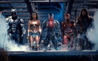 The first 'Justice League' trailer dropped: cheeseball, awesome or just bland'