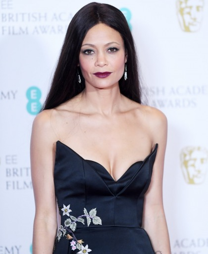 Thandie Newton also says she can't find work in the UK because of her race