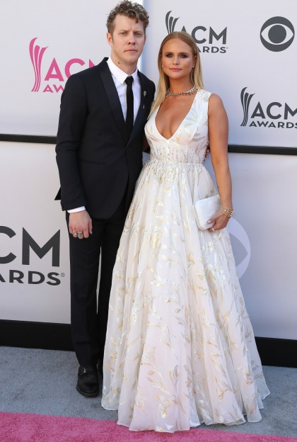 Miranda Lambert in Steven Khalil at the ACM Awards: country-music princess?