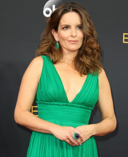 Tina Fey to white women: Turn off HGTV & pay attention to politics