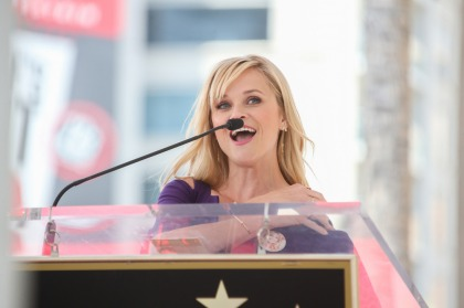 Reese Witherspoon: 'People don't have to be snotty and rude when you go into a store'