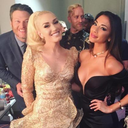 Nicole Scherzinger And Gwen Stefani Are A Throwback Fantasy