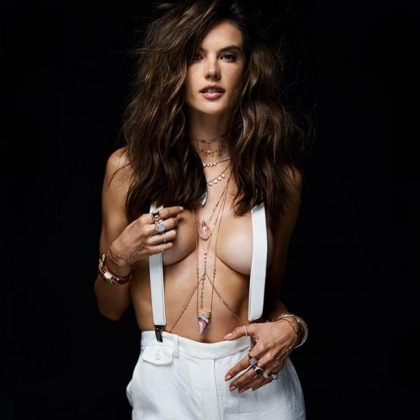 Alessandra Ambrosio Will Blow Your Pants Off