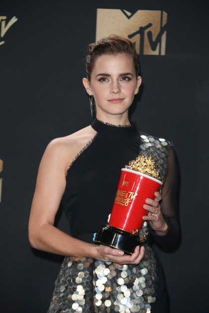 Emma Watson left her rings in a spa safe, is devastated they?re missing