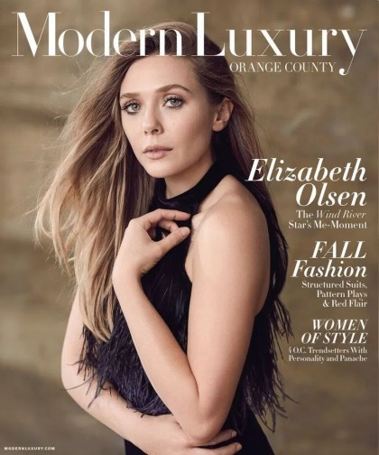 Elizabeth Olsen, 28: 'Your 30s sound like the best decade for a woman'