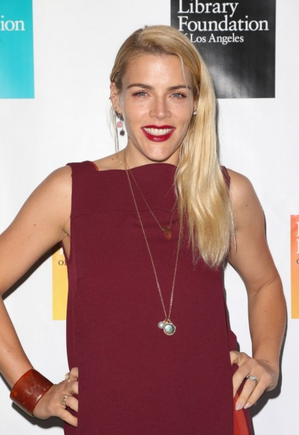 Busy Philipps flipped her ovary around and had to go to the emergency room